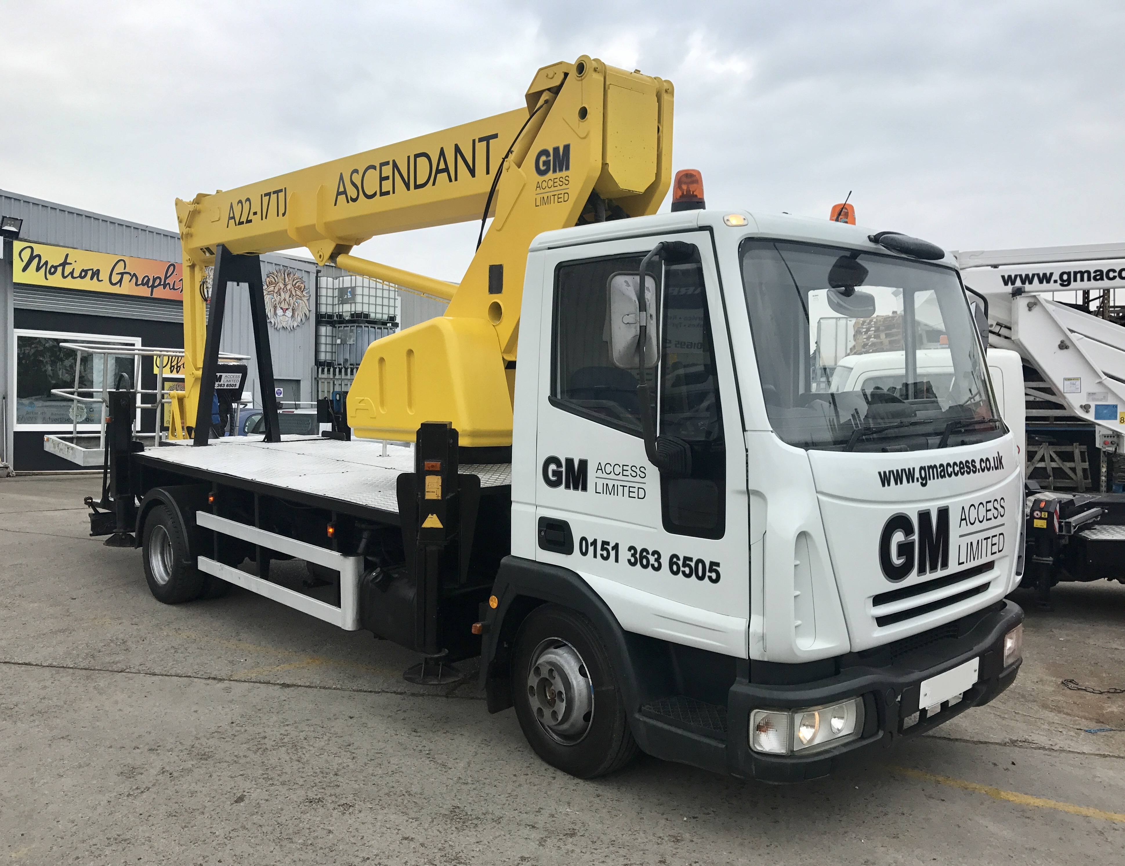 Ascendant 22m - GM Access NW Limited